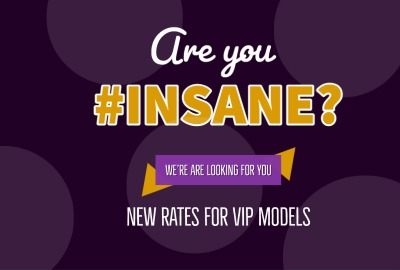 NEW VIP RATES  |  RECRUITING NOW