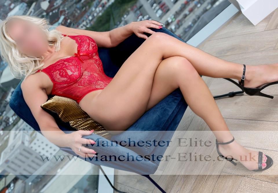 Blonde Escorts Manchester
