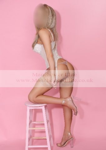 Blonde Escorts Manchester